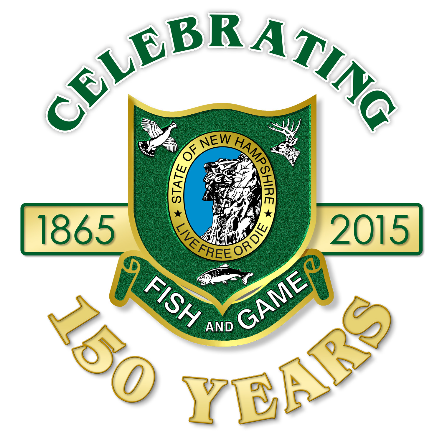 Celebrate 150 Years | New Hampshire Fish and Game Department