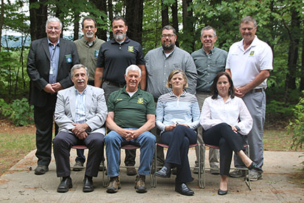 Commission new hampshire fish and game department for Nh fish game