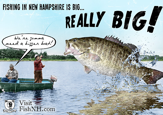 Nh free fishing day events new hampshire fish and game for Free fishing day