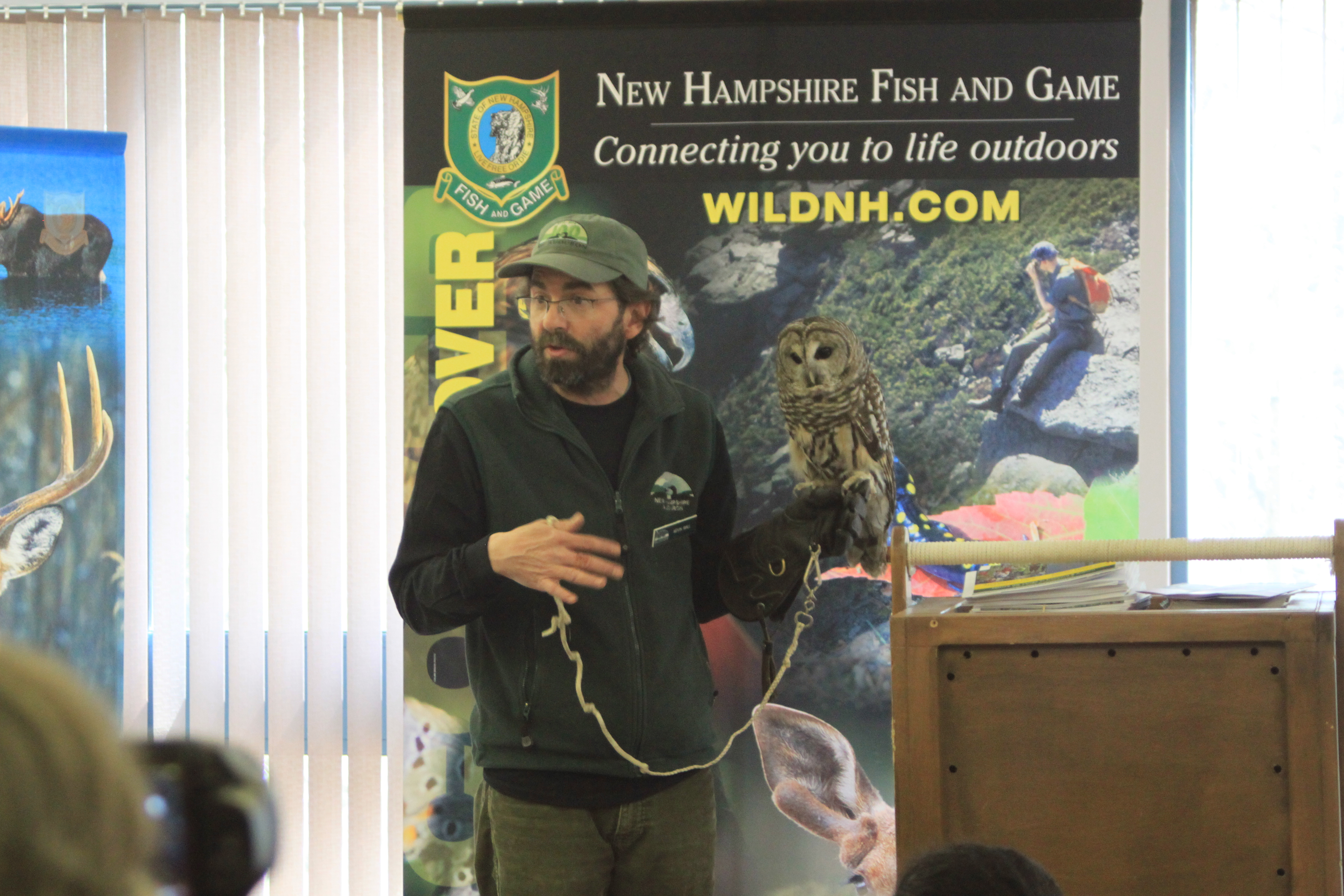 Discover wild new hampshire day photo gallery events for Nh fish game