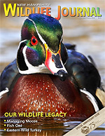 NH Wildlife Journal special WSFR Anniversary issue cover