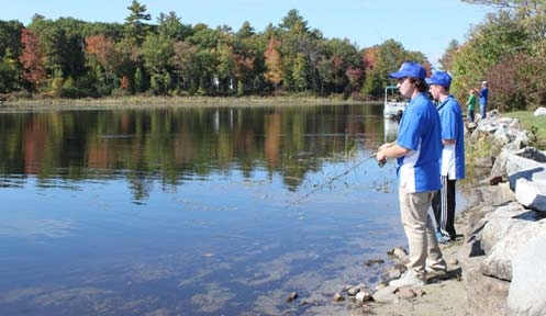 Fly fishing only waters in nh fishing new hampshire for Nh saltwater fishing license