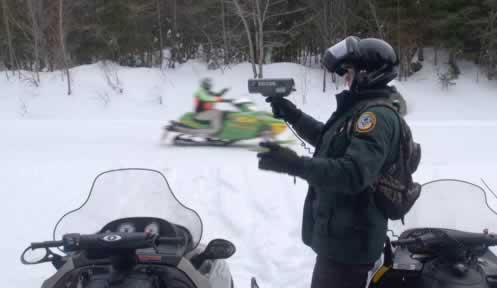 Careers law enforcement new hampshire fish and game for Game and fish jobs