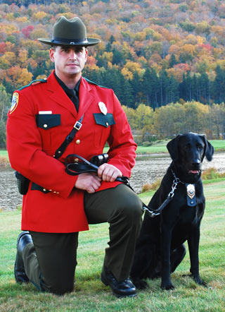 Conservation canines law enforcement new hampshire for Us fish and wildlife jobs