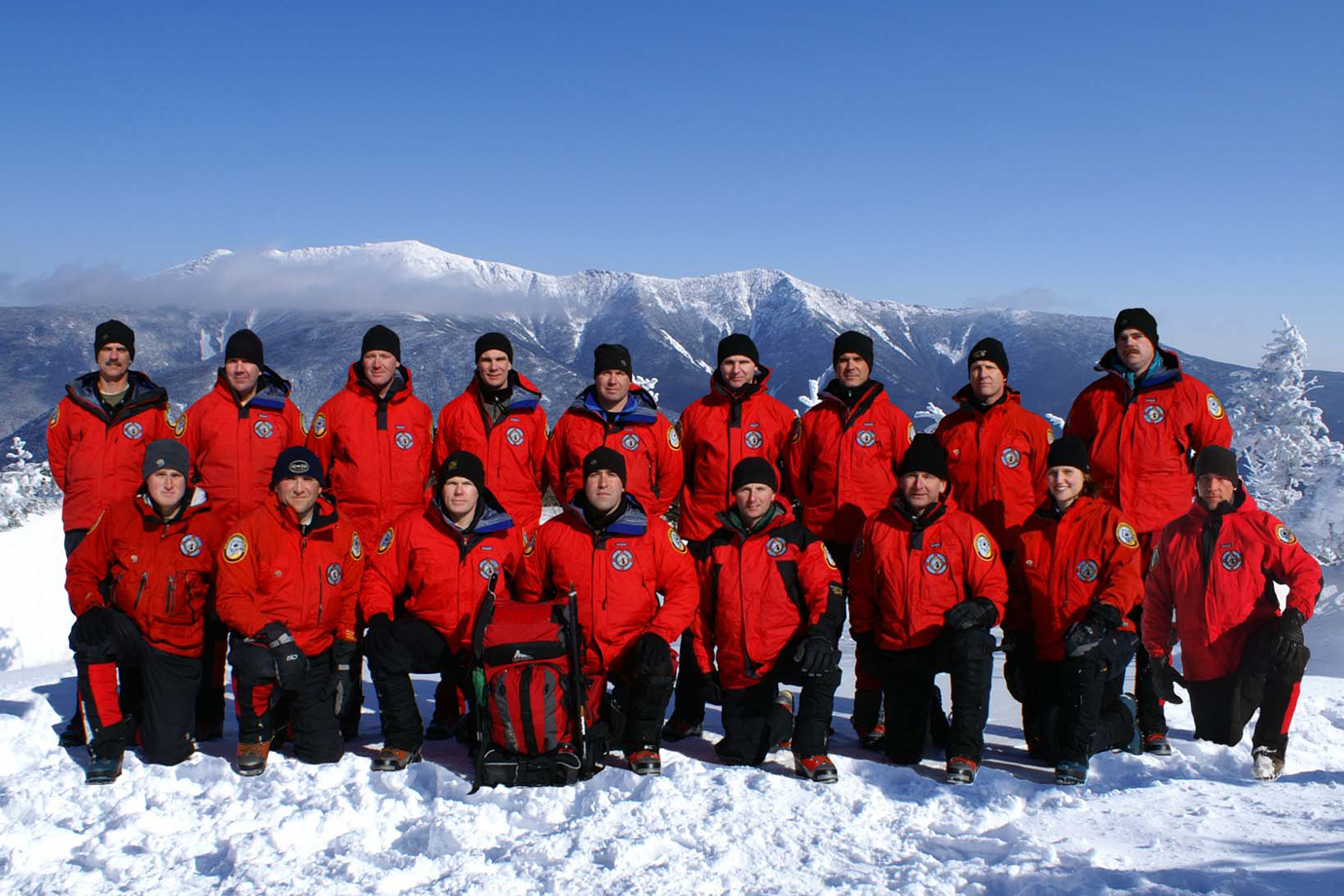 Specialized Search And Rescue Team